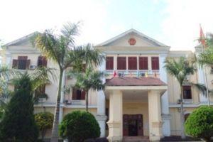 Thanh Hóa: Bắt tạm giam cán bộ huyện Thường Xuân để phục vụ điều tra
