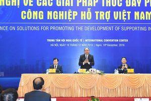Ngành Công nghiệp phụ trợ Việt Nam cần tinh thần làm việc như HLV Park Hang-seo