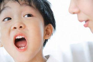 Phương pháp mới hỗ trợ điều trị nói ngọng ở trẻ em
