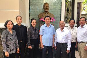 BẢN TIN MẶT TRẬN: Lễ tưởng niệm phu nhân cố Luật sư Nguyễn Hữu Thọ