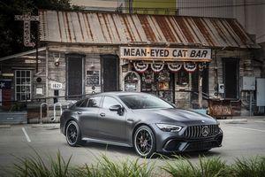 Mercedes-Benz AMG GT 4 cửa giá từ 136.000 USD tại Mỹ