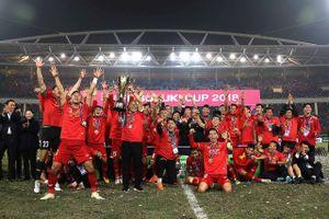 HLV Lê Thụy Hải: 'Với lứa cầu thủ này, đội tuyển Việt Nam sẽ có nhiều cúp vô địch'