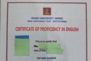 Giáo viên Tiếng Anh hoang mang vì phải đi học để đạt chuẩn