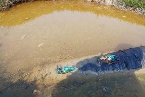 Sự cố tràn dầu tại Thanh Hóa: Trách nhiệm thuộc về công ty xăng dầu