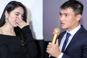 Công Vinh đòi ký đơn ly hôn với Thủy Tiên giữa gameshow?