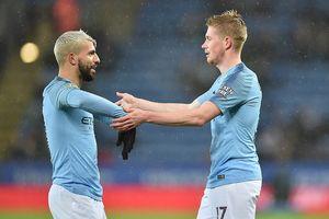 Man City vào bán kết Cúp Liên đoàn Anh