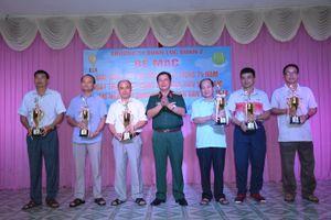 Trường Sĩ quan Lục quân 2 tổ chức giải quần vợt mở rộng