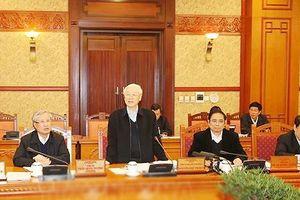 Không được cầu toàn và nóng vội khi triển khai các nghị quyết của Đảng