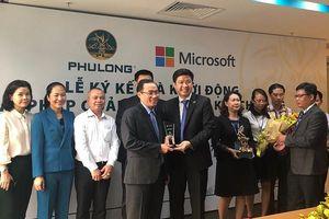 Công ty Cổ Phần Địa Ốc Phú Long ứng dụng giải pháp Microsoft Dynamics 365