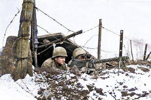 Bộ ảnh hiếm về trận chiến quan trọng nhất Thế chiến 2