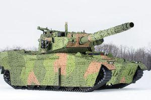 Có siêu tăng Abrams là chưa đủ, Mỹ tậu thêm xe tăng mới