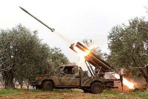 Quân đội Syria 'ác chiến' với khủng bố HTS tại Latakia
