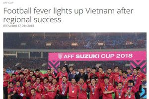 FIFA so sánh bóng đá Việt Nam với các 'cuờng quốc' Brazil, Agentina
