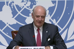 Đặc phái viên LHQ: 'Còn một dặm dài để đi' trong vấn đề Ủy ban Hiến pháp Syria