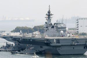 Nhật tăng cường sức mạnh quân sự