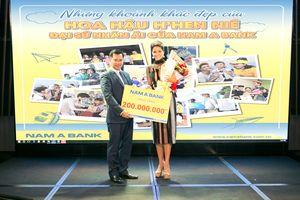 H'Hen Niê dành 200 triệu tiền thưởng từ Nam A Bank cho hoạt động cộng đồng