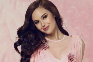 Hoa hậu Hoàn vũ Catriona Gray rạng ngời trong thời trang Việt