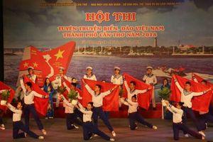Cần Thơ: Hơn 200 thí sinh tham gia Hội thi tuyên truyền biển, đảo Việt Nam