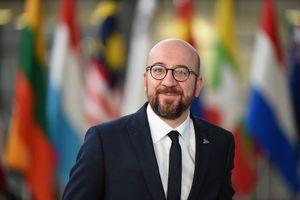 Thủ tướng Bỉ Charles Michel bất ngờ từ chức