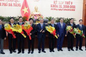 Bí thư quận Ngũ Hành Sơn làm Phó Chủ tịch Đà Nẵng