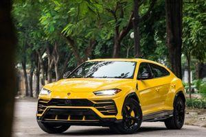 Rao giá hơn 22 tỷ, Lamborghini Urus thứ 3 tại Việt Nam đang tìm chủ nhân