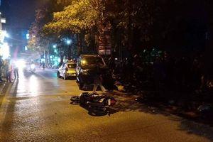 Diễn biến mới nhất vụ nữ tài xế Lexus gây tai nạn liên hoàn ở Hà Nội