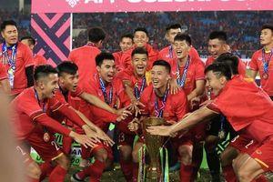 4 tuyển thủ Việt Nam có mặt trong đội hình hay nhất AFF Cup 2018