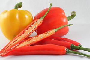 Clip: Lợi ích của việc ăn ớt tươi với sức khỏe