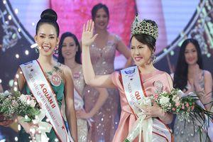 Nữ thạc sĩ 49 tuổi giành giải Quán quân Người mẫu Quý bà Việt Nam