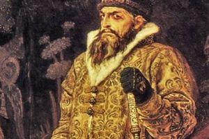 Lý do sốc khiến Sa hoàng đầu tiên của Nga trở nên hung bạo