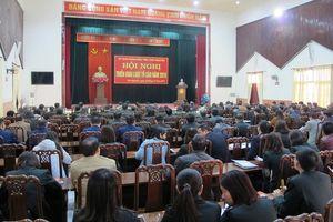 Tổ chức hội nghị triển khai Luật Tố cáo năm 2018