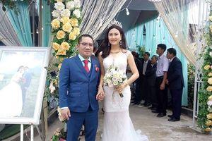 Người đẹp Nguyễn Thị Hà bất ngờ kết hôn sau 2 tháng đi tu