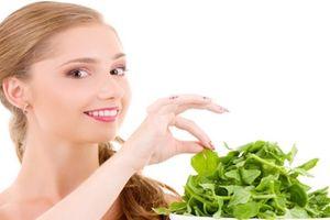 Giới thiệu 3 loại nước ép rau chân vịt giúp giảm cân, ngừa bệnh, đẹp da