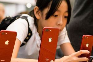 Người Trung Quốc kêu gọi tẩy chay điện thoại Mỹ
