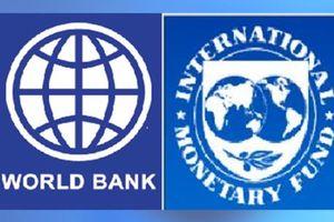 IMF, WB hỗ trợ kinh tế Ukraine