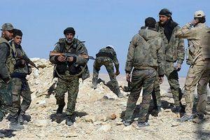 Chiến sự Syria: Phe đối lập nã pháo để che đậy cuộc tấn công tại Latakia