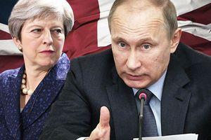 Anh dự định áp dụng chiến lược thời Chiến tranh Lạnh với Nga