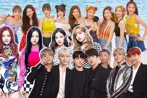 10 MV phổ biến nhất Kpop: BTS, BlackPink chiếm sóng, TWICE xếp sau nhóm nhạc tân binh