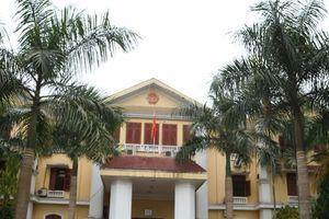 Thanh Hóa: Bắt tạm giam một cán bộ ở huyện Thường Xuân