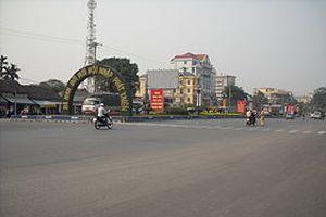 Hà Nam đổi 3,5ha cho nhà đầu tư BT thực hiện dự án đường Trần Văn Chuông