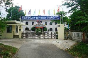 Thừa Thiên Huế: Điều tra nguyên nhân nữ bệnh nhân sốc thuốc tử vong