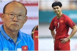 HLV Park Hang Seo nhận 'kết cục thảm hại' chỉ vì một cú sút của Công Phượng