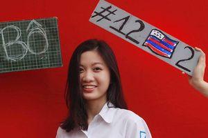 Du học sinh Việt Nam 2018: Đã sở hữu khuôn mặt xinh đẹp lại còn học giỏi