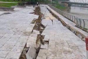 Thanh Hóa: Nhiều công trình đê điều cần khắc phục sửa chữa sau mưa bão