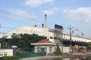 Long An: Công ty dệt may Thiên Hưng nhanh chóng khắc phục sự cố sau khi báo chí phản ánh