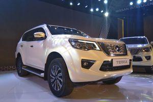 Nissan Terra bản cao cấp giá hơn 1,2 tỷ đồng có gì?