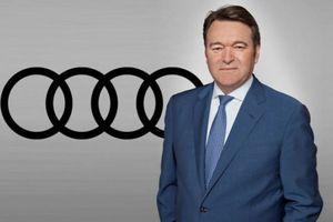 Ông Bram Schot chính thức ngồi ghế Tổng giám đốc Audi sau 6 tháng tạm quyền