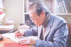 Nhà báo Quang Đạm - Cây đại thụ của báo chí Việt Nam
