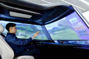 Hyundai Mobis khoe nội thất thông minh tại CES 2019