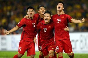4 cầu thủ Việt Nam lọt vào đội hình xuất sắc AFF Cup 2018